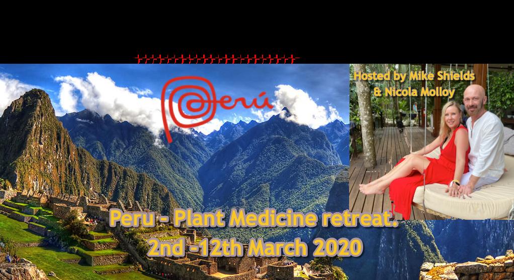 Peru Plant Medicine Retreat